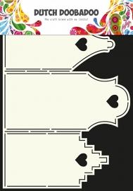 470.713.311 Card Art Huisjes