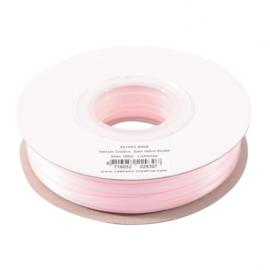 301002-5006 Vaessen Creative • Satijnlint dubbel 3 mm 100m Lichtroze