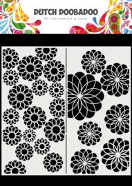 470.715.823 Mask Art Slimline Flowers