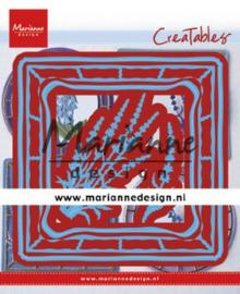 LR0647 Creatables Lavendel vierkant