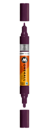 233 ONE4ALL Acrylic twin marker Purple violet