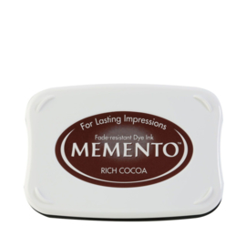 ME-000-800 Memento Ink Pad Rich Cacao