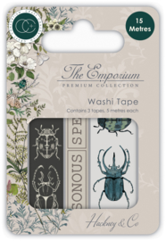 CCWTPE002 Craft Consortium The Emporium Washi Tape