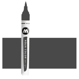 024 Molotow Aqua Color Brush Neutral Grey 1