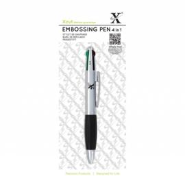 XCU 268701 4 In 1 Embossing Pen