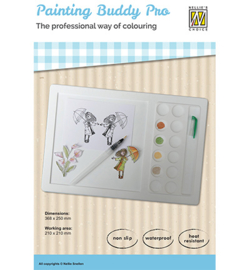 NPBP001 - Nellie's silicone Painting Buddy Pro