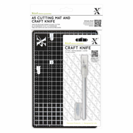 XCU 268436 Xcut A5 Cutting Mat And Craft Knife