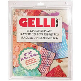 GEL9X12 Gelli Arts - Gel Printing  Plate 22.9x30.5cm A4+