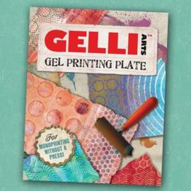 GEL8X10 Gelli Arts - Gel Printing  Plate 20.3x25.4cm