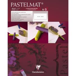 96028C Pastelmat pad n°3 24x30cm 12sh 360g