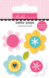 BB2280 Bella BLVD Blossoms Bella-Pops (5pcs)