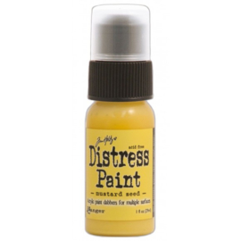 15TDD36395 Tim Holtz distress paint mustard seed