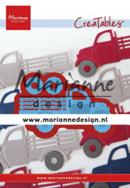LR0641 Creatables Truck
