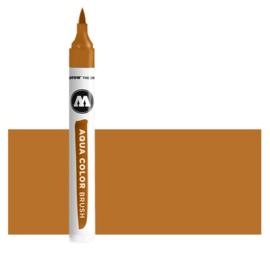 053 Molotow Aqua Color Brush  Light Brown