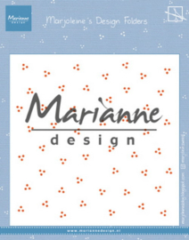 DF3455 Design folder Marjoleine's dots