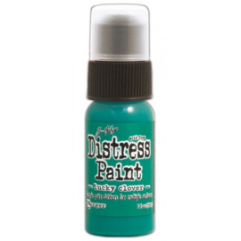TDD43607 Tim Holtz distress paint lucky clover