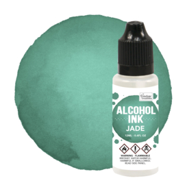 CO727302 Couture Creations Alcohol Ink Jade