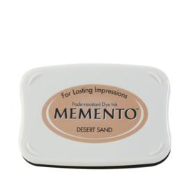 ME-000-804 Memento Ink Pad Dessert Sand