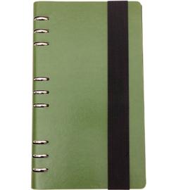 SL-PES-PLAN04 Slim planner Olive Green Planner Essentials