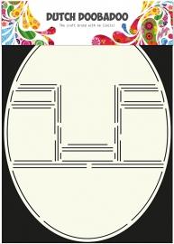 470.713.304 Card Art Pop Up Card Oval