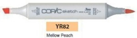 YR82  Copic Sketch Marker Mellow Peach