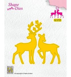 SD169 - Deer