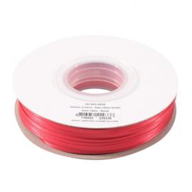 301002-5009 Vaessen Creative • Satijnlint dubbel 3 mm 100m Rood