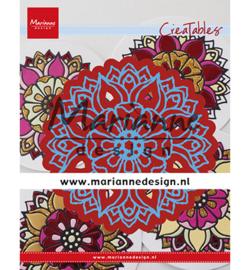 LR0614 Creatables Gate folding dies - Mandala