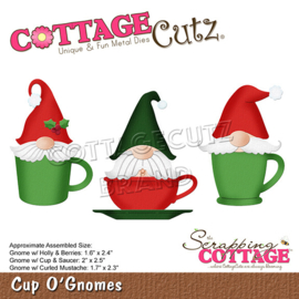 CC-826 Scrapping Cottage Cup O'Gnomes