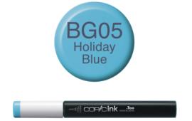 Copic inktflacon Copic inktflacon BG05 Holiday Blue