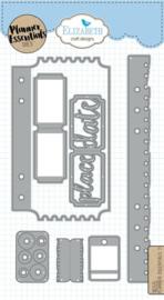 1655 Elizabeth Craft Designs Planner Essentials 11