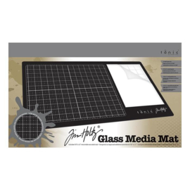 1914E Tim Holtz Glass Media Mat