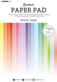 SL-ES-PP21  Paper Pad White Fade