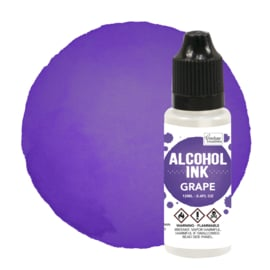 CO727324 Couture Creations Alcohol Ink Grape