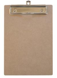 LR0033 MDF - Clipboard A5