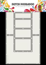 470.713.706 Fold Card Art Double Side Stepper