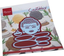 LR0727 Creatables Boeddha & Balanceerstenen