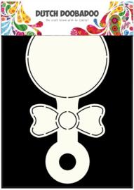 470.713.320 Dutch Doobadoo Card Art Rammelaar