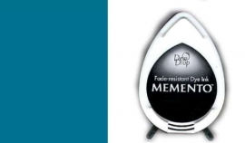 MD-000-602 Memento Dew Drop inktkussen Teal zeal
