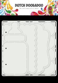 470.784.021 Card Art Album Baby