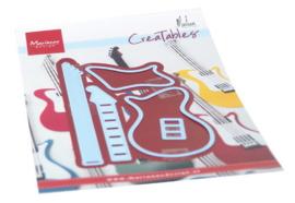 LR0657 Creatables Guitar by Marleen