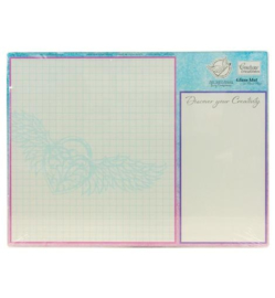 CO727860 Couture Creations Glass Mat for Mixed Media