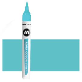 013 Molotow Aqua Color Brush  Turquoise