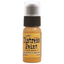 15TDD36531 Tim Holtz distress paint wild honey