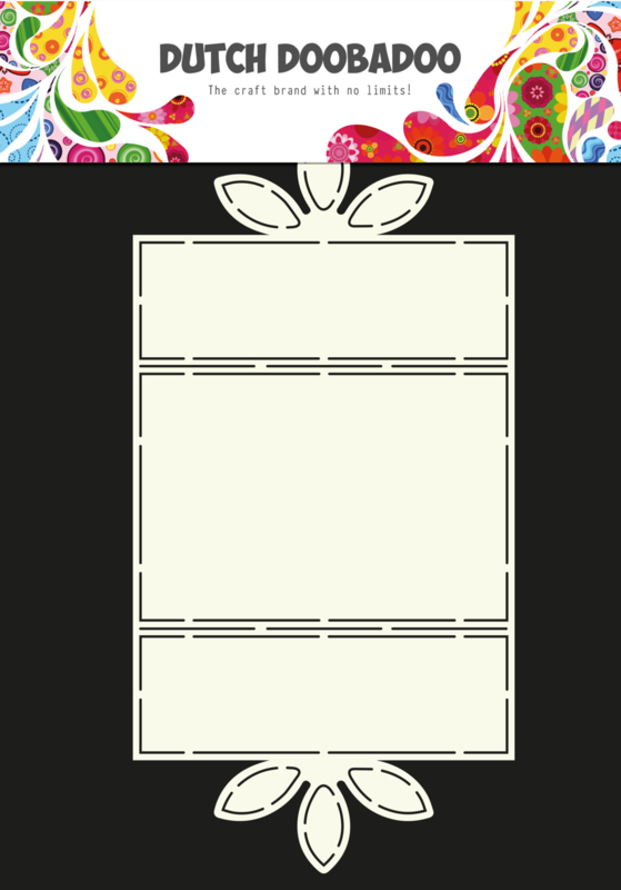 470.713.620 Fold Card Art Flower