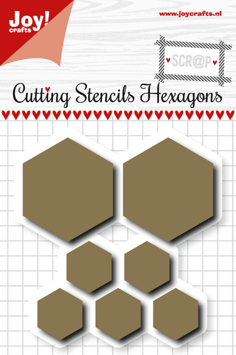 6002/1108 Stans SCR@P Hexagons