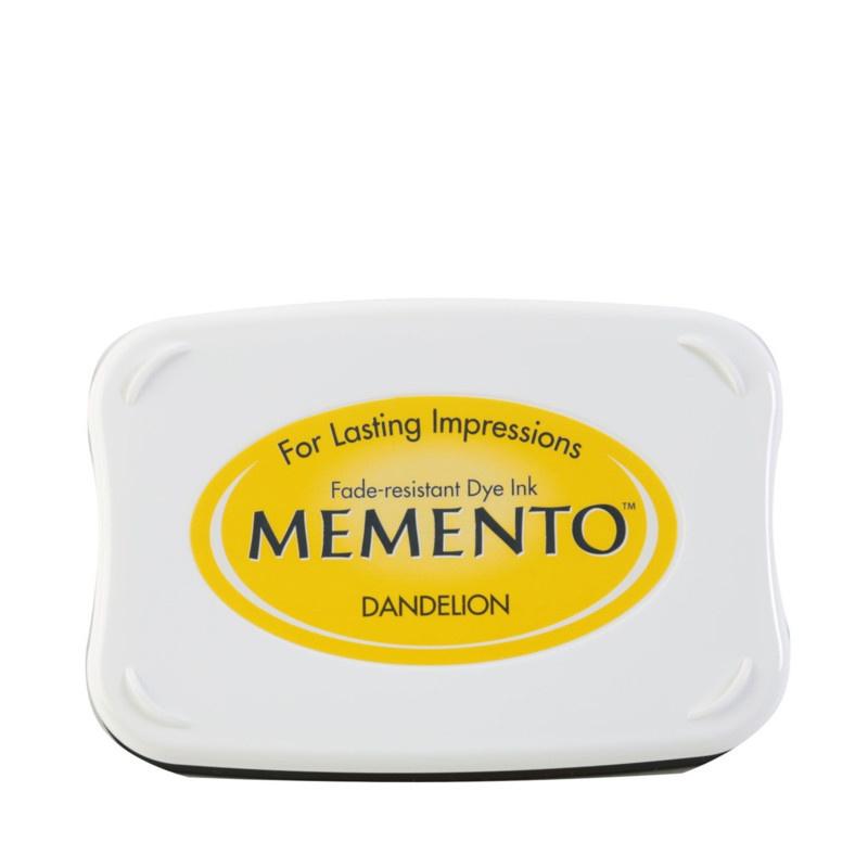 ME-000-100 Memento Ink Pad Dandelion