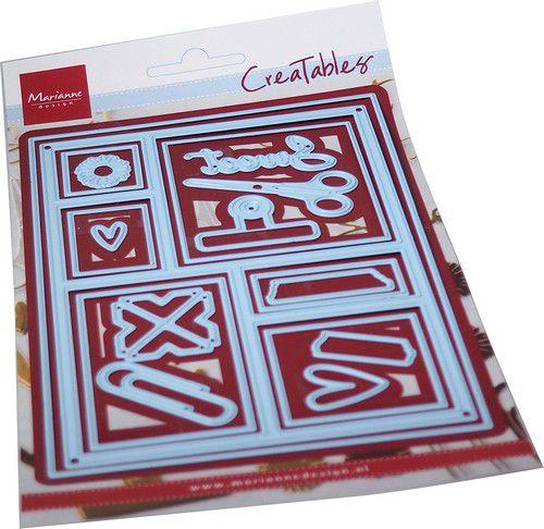 LR0730 Creatables Maakbare lay-out A6