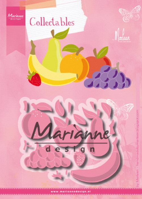 COL1469 Collectables Fruit by Marleen
