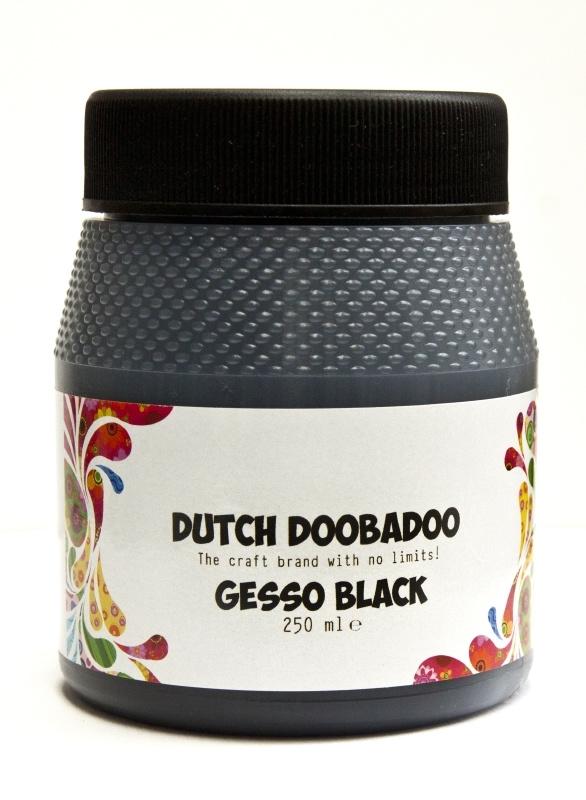 870.002.090 Gesso Zwart 250 ml
